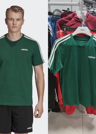 Оригинальная футболка Adidas Essentials 3-S FM6230