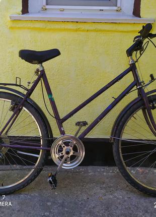 Велосипед с Германии 26'