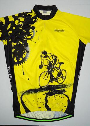 Велофутболка велоформа aogda велоджерси (3xl)