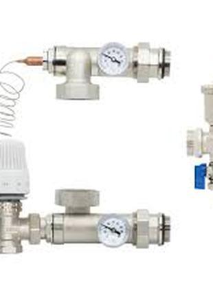 Смесительная система Gross HS-02(угловой клапан)