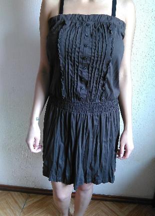 Платье в стиле гэтсби - трикотаж   -- ecd --