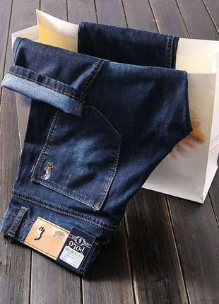 Летние мужские джинсы polo ralf lauren