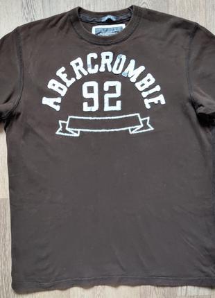 Футболка Abercrombie, размер L