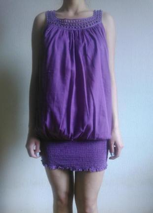 Платье хлопок -   -pulz-