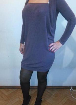 Платье--30% шерсти -