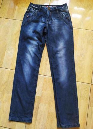 Прикольные джинсы на подростка