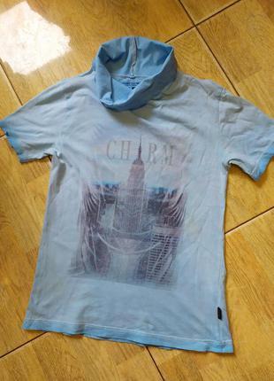 Прикольная футболка на парня 14лет
