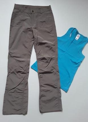Комплект . штаны плащевые с  майкой