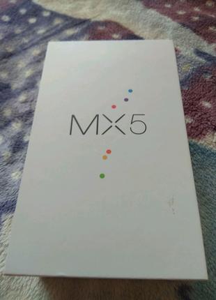 Коробка от телефона Meizu