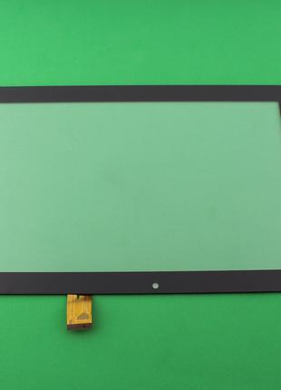 Сенсор (тачскрин), экран для планшета DP101279-F1 черный