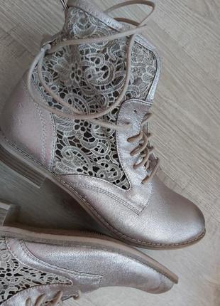 Летние ботинки funky  shoes