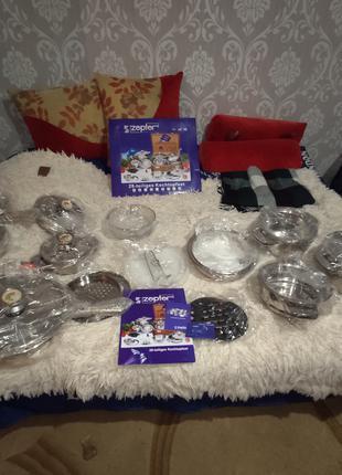 Набор посуды Zepter 28 предметов, без предоплаты!!