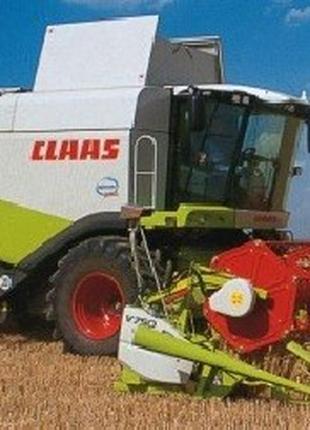 Здійснюєм обмолот зернових комбайном Class Lexion 570 по Вінницьк