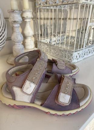 Босоножки сандали siesta shoes 24-25размера