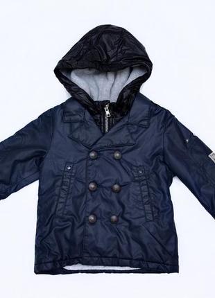 Демисезонная куртка ikks. размер 80