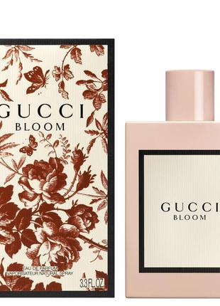 Gucci bloom gucci  туалетная вода  100 мл