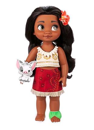 Кукла Моана в детстве Disney Animators Collection 2020