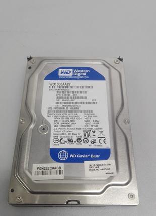 """Жесткий диск для компьютера WD 160gb SATA 3.5"""""""