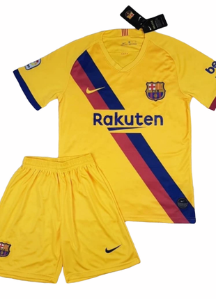 Детская футбольная форма Барселона ( Messi )