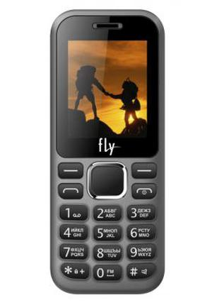 Мобильный телефон Fly FF183 Gray