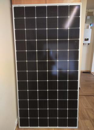 Солнечные панели монокристалл