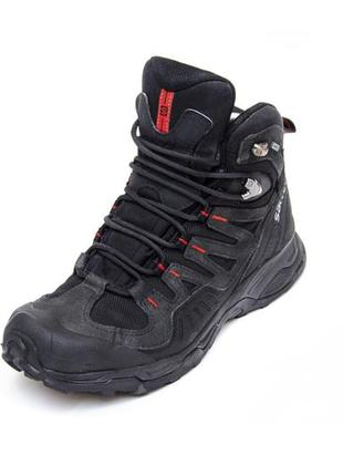 Ботинки salomon conquest gore-tex. стелька 26 см