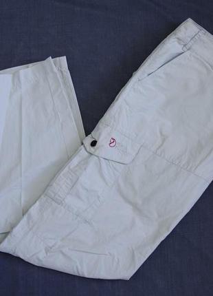 Летние мужские брюки fjall raven. размер 40