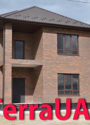 Продам новий Будинок 210кв.м. в с. Гнідин (Гнедин) з вих на Річку