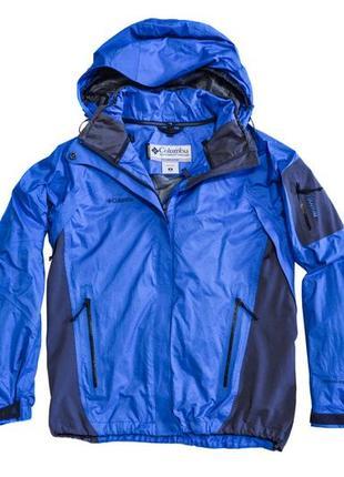 Куртка columbia titanium omni-tech. размер м
