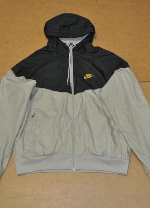 Nike windrunner мужская куртка ветровка