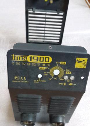 Сварочный инвертор IMS 1900 на запчасти