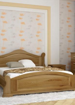Дерев'яні двух спальні ліжка