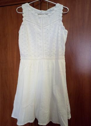 Платье нарядное летнее HM 10-12 лет