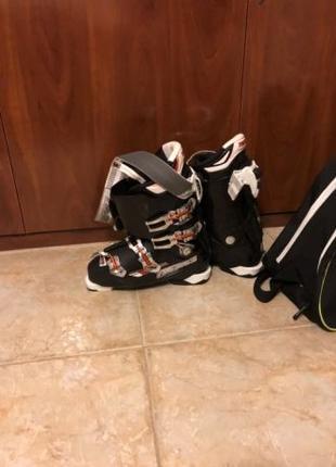 Ботинки лыжные TECNICA