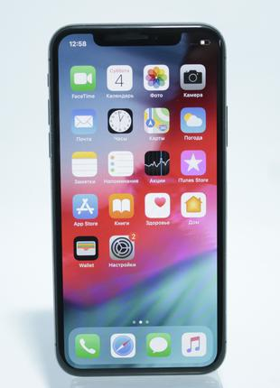 Apple iPhone X 64GB Space Neverlock  (67670)