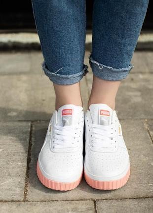 Стильные кроссовки puma cali