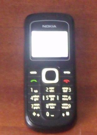 Телефон Nokia 1202 разбит экран кнопочная звонилка нокия запчасти