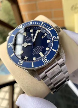 Часы наручные Tudor Pelagos, Rolex, Omega, Longines, Ulysse Nardi