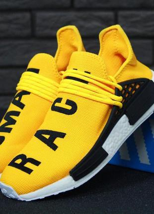 👟 мужские кроссовки adidas nmd human race (арт. 11536) 👟