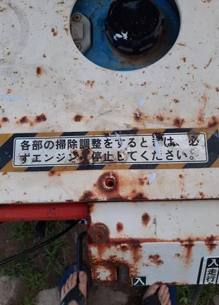 Измельчитель веток Япония
