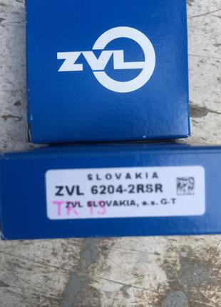 Подшипник 6204 2RS C3, 180204 C3 (20*47*14) ZVL Словакия