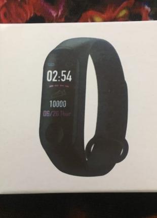 Фитнес браслет М3 Xiomi band M3 Спорт браслет Умные часы