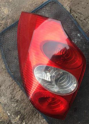 Б/у фонарь задний левый Renault Laguna 2, 8200002471, Рено Лагуна