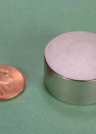 ⨀ НЕОДИМОВЫЙ магнит 45х35 (55х25) Сила 120кг КОНСУЛЬТАЦИЯ - ни...