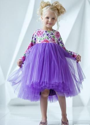 Платье для девочки zironka рост 80 зиронька