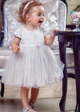 Платье для девочки  zironka рост 80, 92 зиронька