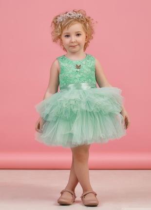 Платье для девочки zironka рост 122, 128 зиронька