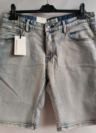 Распродажа!  джинсовые мужские шорты датского бренда  shine or...