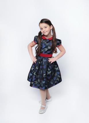Платье для девочки amica mea рост 122, 128