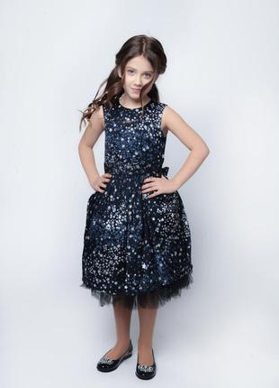 Платье для девочки amica mea рост 116, 122, 128, 134, 146
